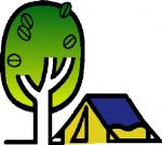 幼少年キャンプ研究会ロゴ